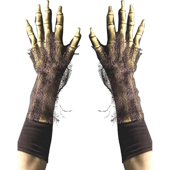 Gloves, Survivor Full Action, one size
