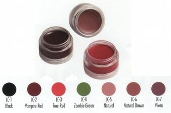 Lip Colors, Pots .17 oz