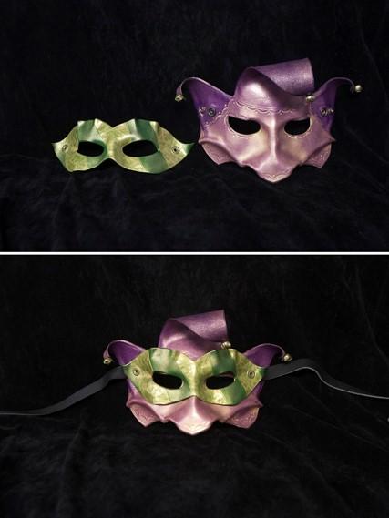 Modular Party Mask