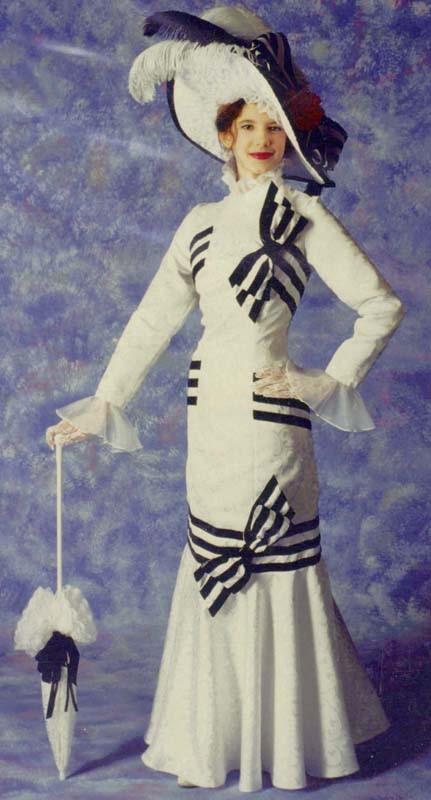 My Fair Lady Victorian Ensemble, 16