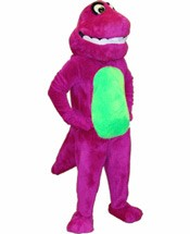 Dinosaur Purple Barney