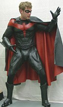 Superheros, Movie Armor Robin Boy Wonder
