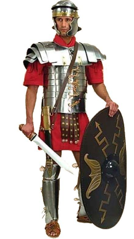 Roman Gladiator Spartan Soldier Armor