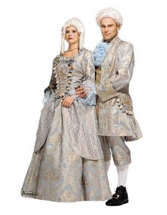18th Century Gentleman, Amadeus