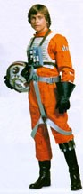 Star Wars, X-Wing Fighter Pilot