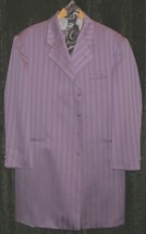 Zoot Suit 48 Light Purple Narrow Lapel