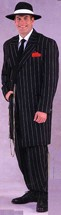 Zoot Suit 48 Black Pin Classic