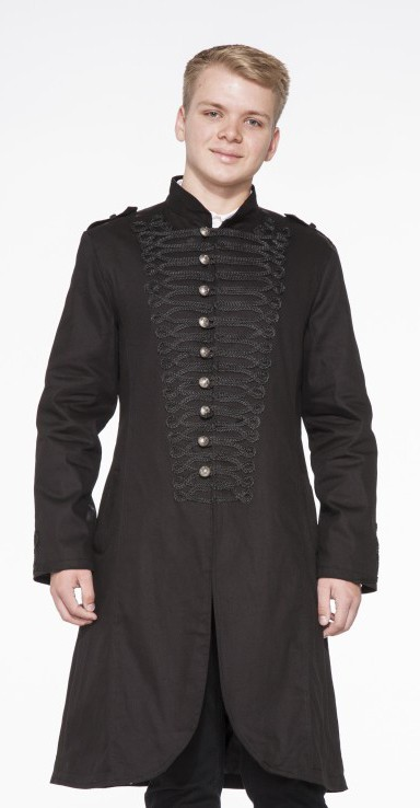 Coat, Steampunk Military