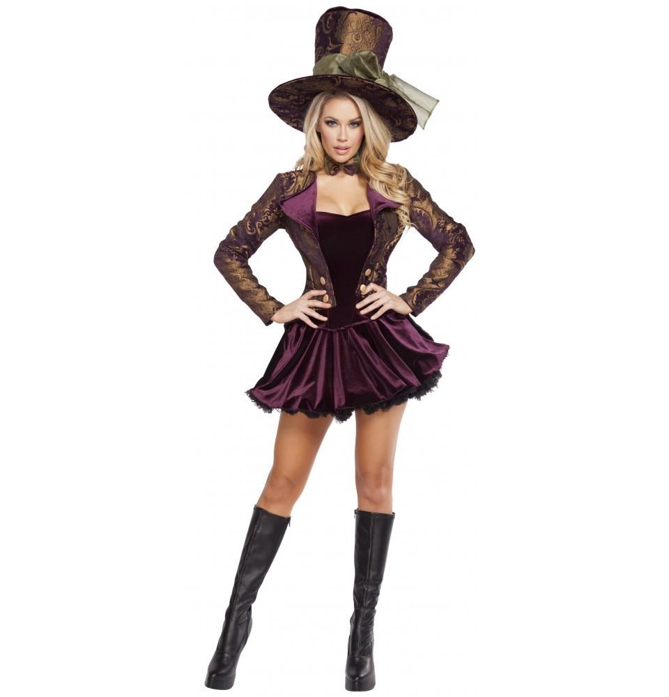 Wonderland, Mad Hatter, Female