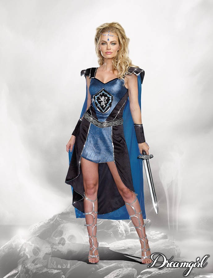 Knight, Slayer, Female