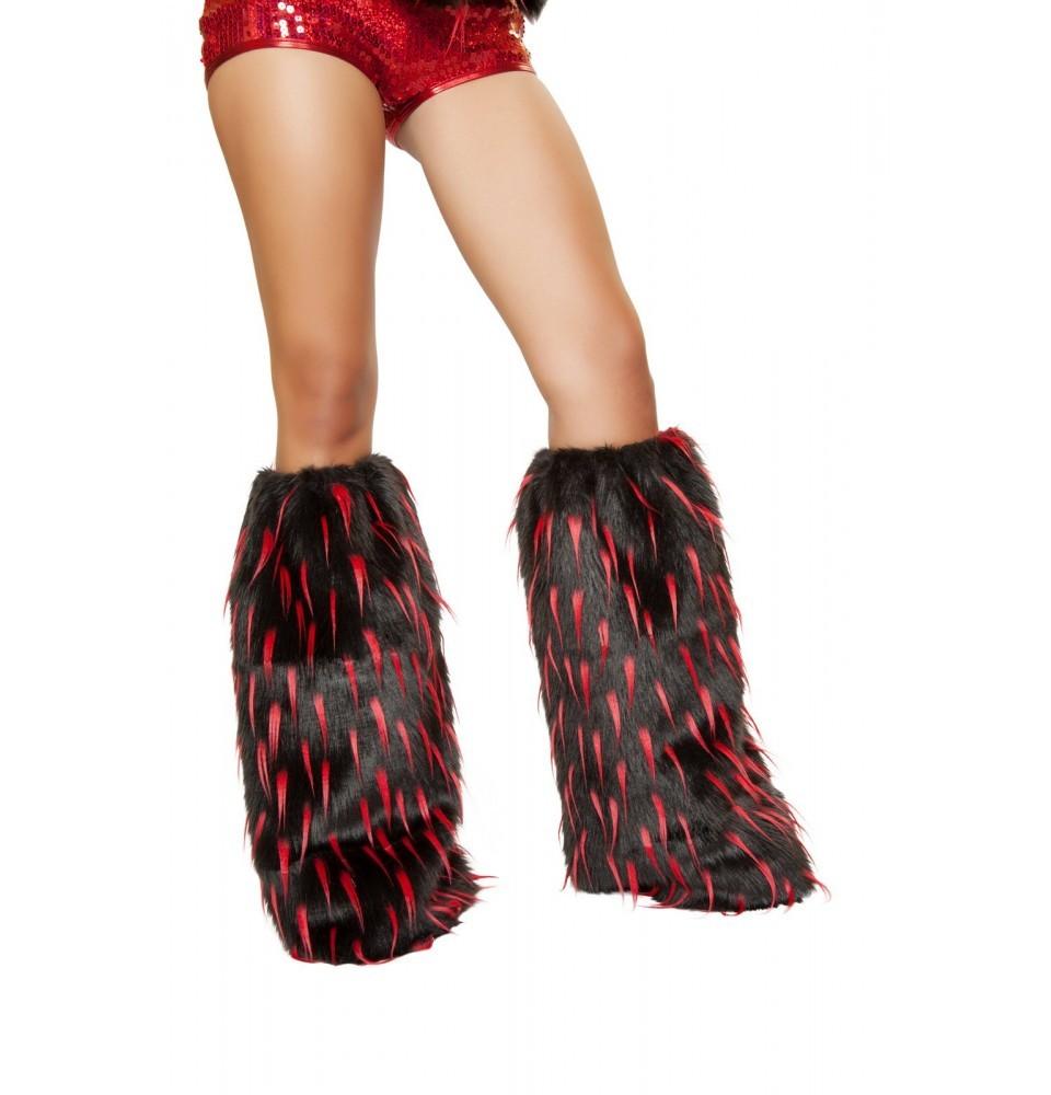 Leg Warmer, Fur