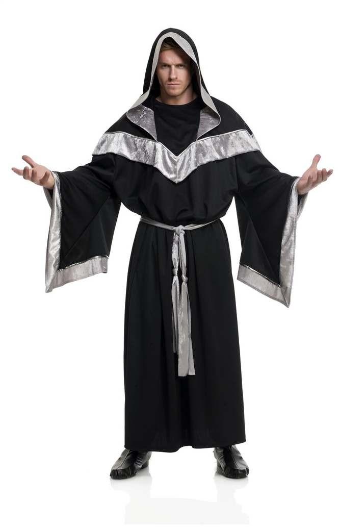 Wizard, Sorcerer, Evil