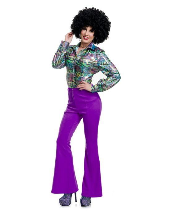 70's Pants, Womens, Disco