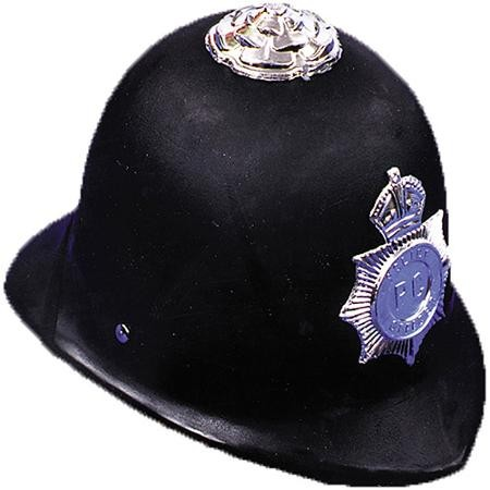 British Bobby Helmet hat
