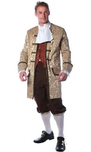 18th Century Colonial Man OS