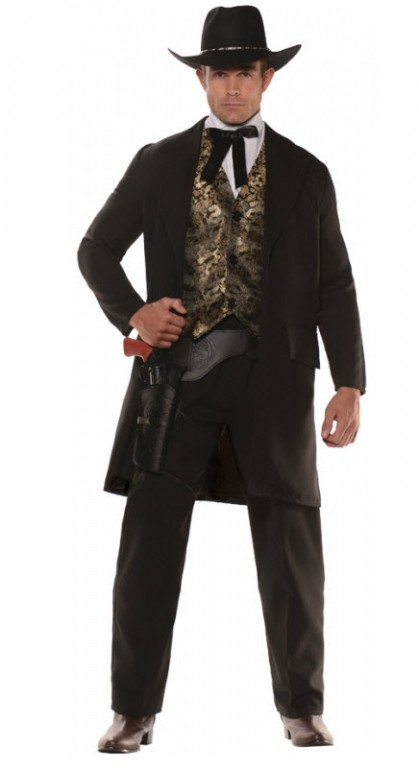 Western Suit, The Gambler XXL