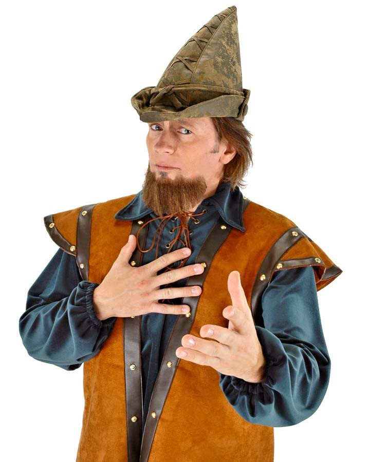 Robin Hood Hat Moss Green