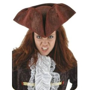 Pirate, Scallywag tricorn hat