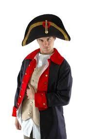 Napoleon admiral bicorn hat