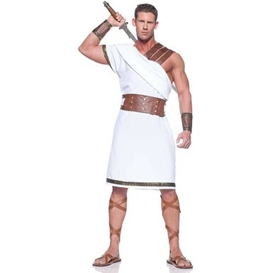 Greek Warrior Set XXL