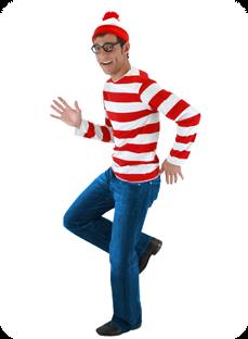Where's Waldo M/L