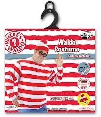 Where's Waldo kit