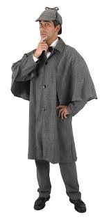 Sherlock Holmes, Jacket