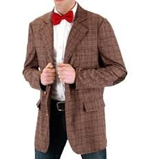 11th Doctor Jacket, Dr Who