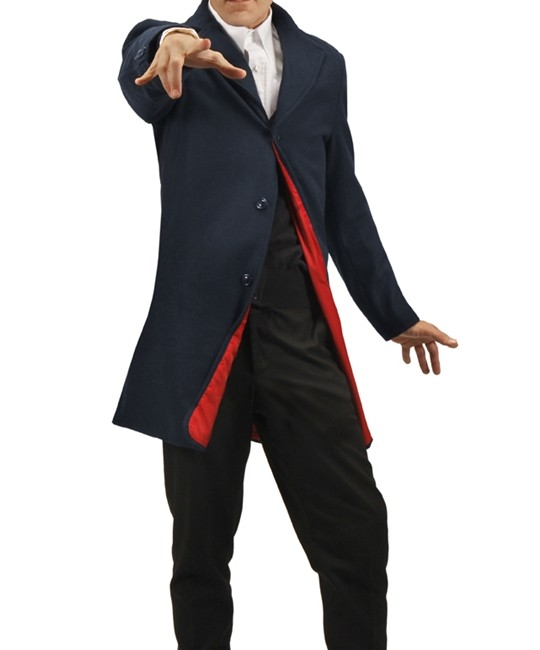 12th Doctor Jacket, Dr Who