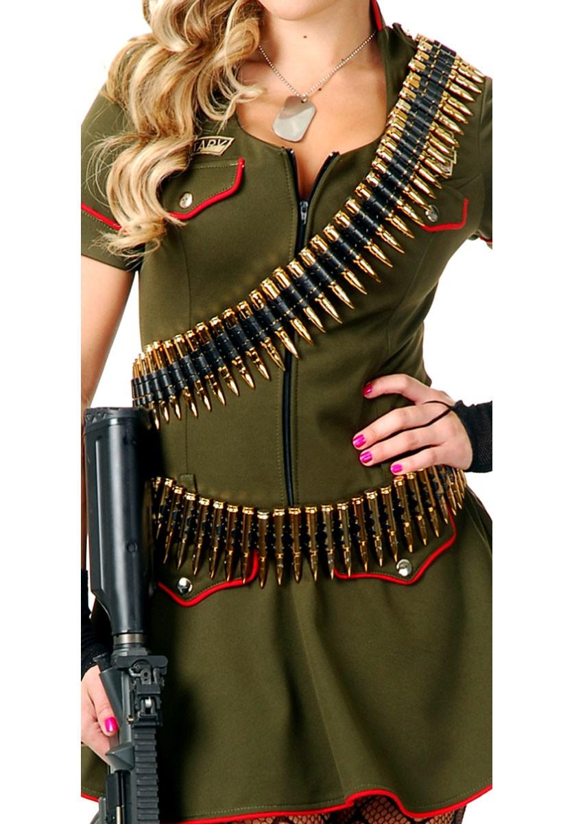 Belt, Bullets