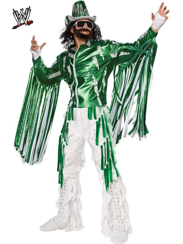 Wrestler, Randy Savage L
