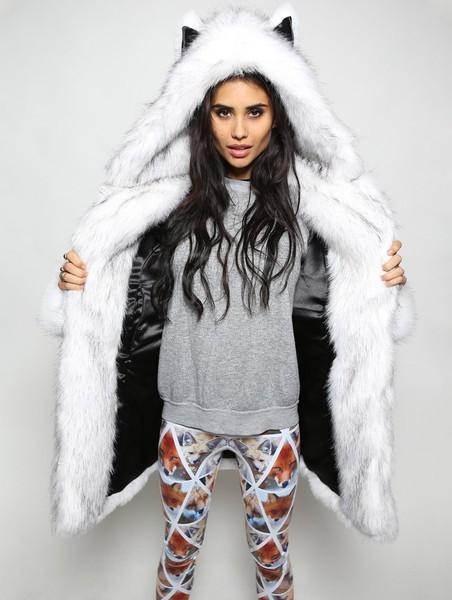 1dc65ac198f90 SpiritHoods Faux Fur Coat