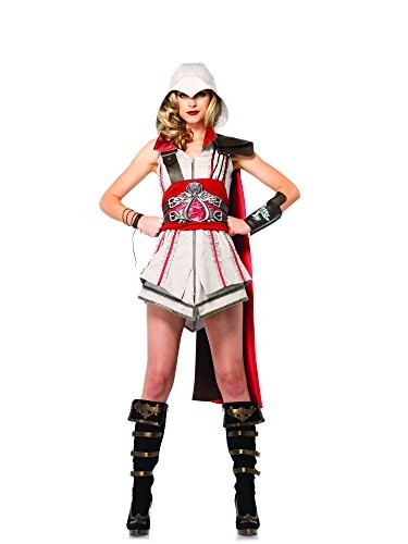 Assassins Creed, Ezio Girl
