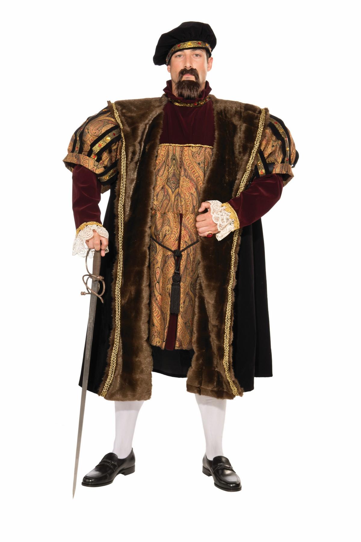 Renaissance, King Henry