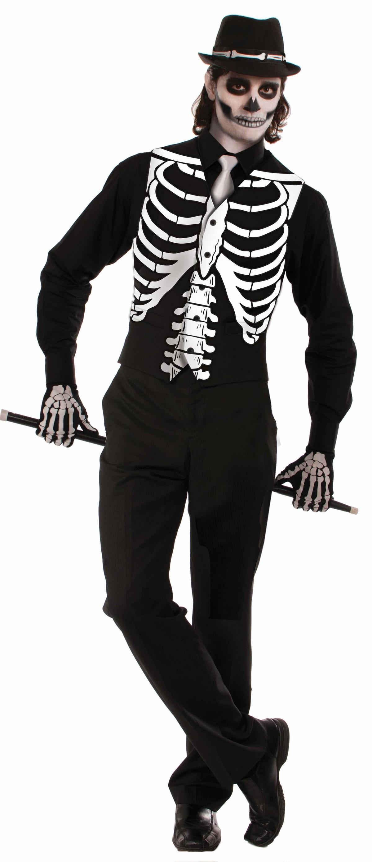 Skeleton Vest