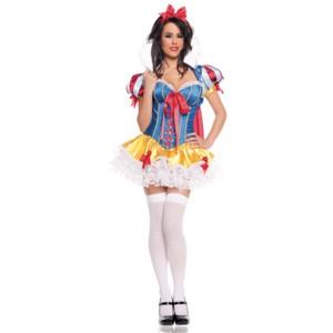 Snow White, Corset Deluxe