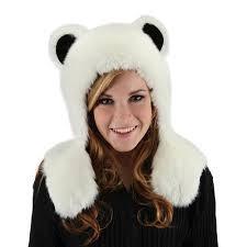 Polar Bear Hug hat