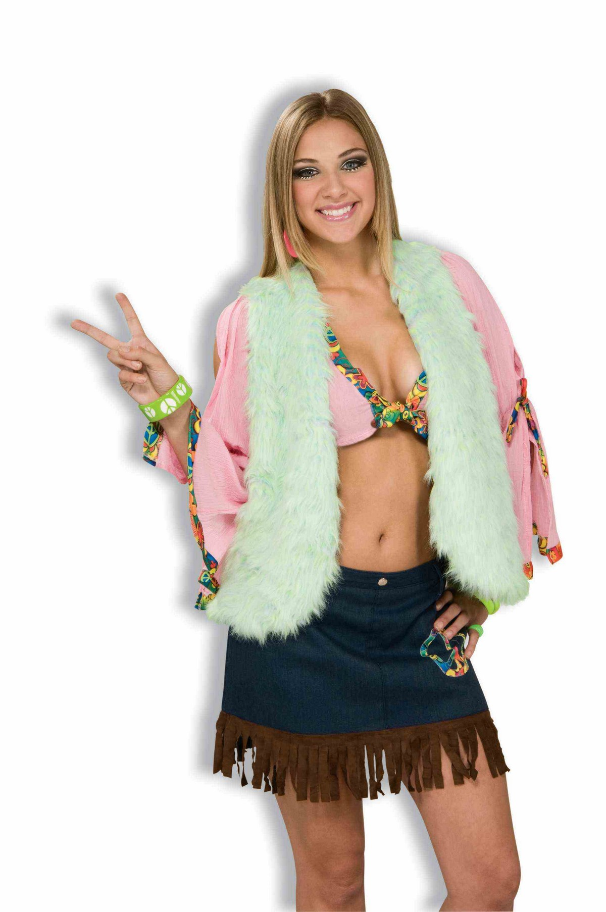 Yetti, Furry Vest