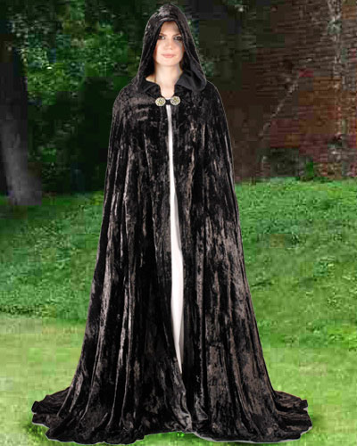 Midnight Fantasy Cloak OS