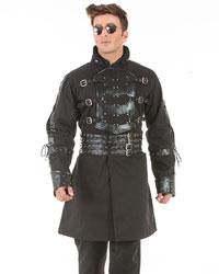 Trench Coat, Steampunk Medium