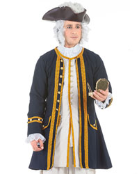 Coat, Norrington Admiral Extra Large