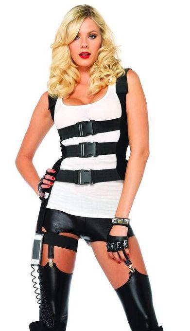 SWAT Body Harness ML