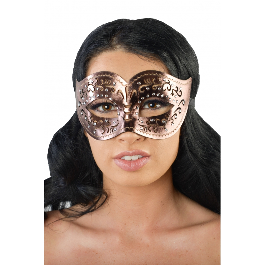 Mask, Copper Colombina