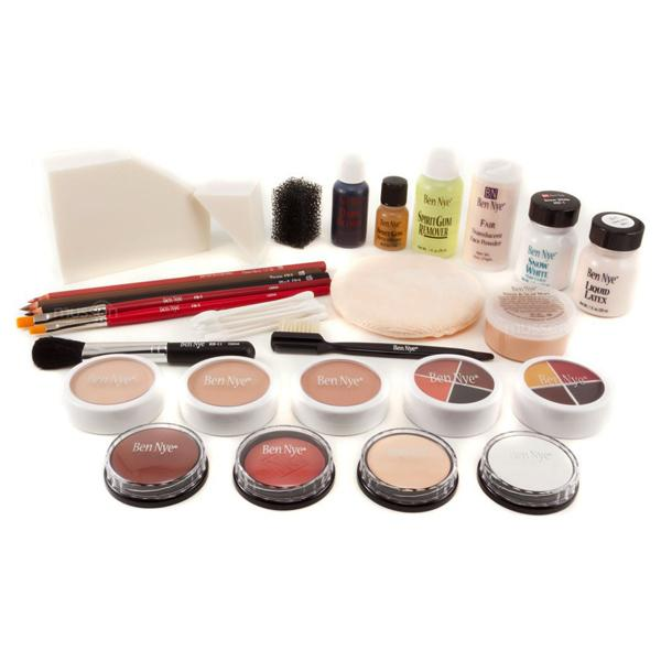 Ben Nye - Theatrical Make Up - Creme Kit TK-1