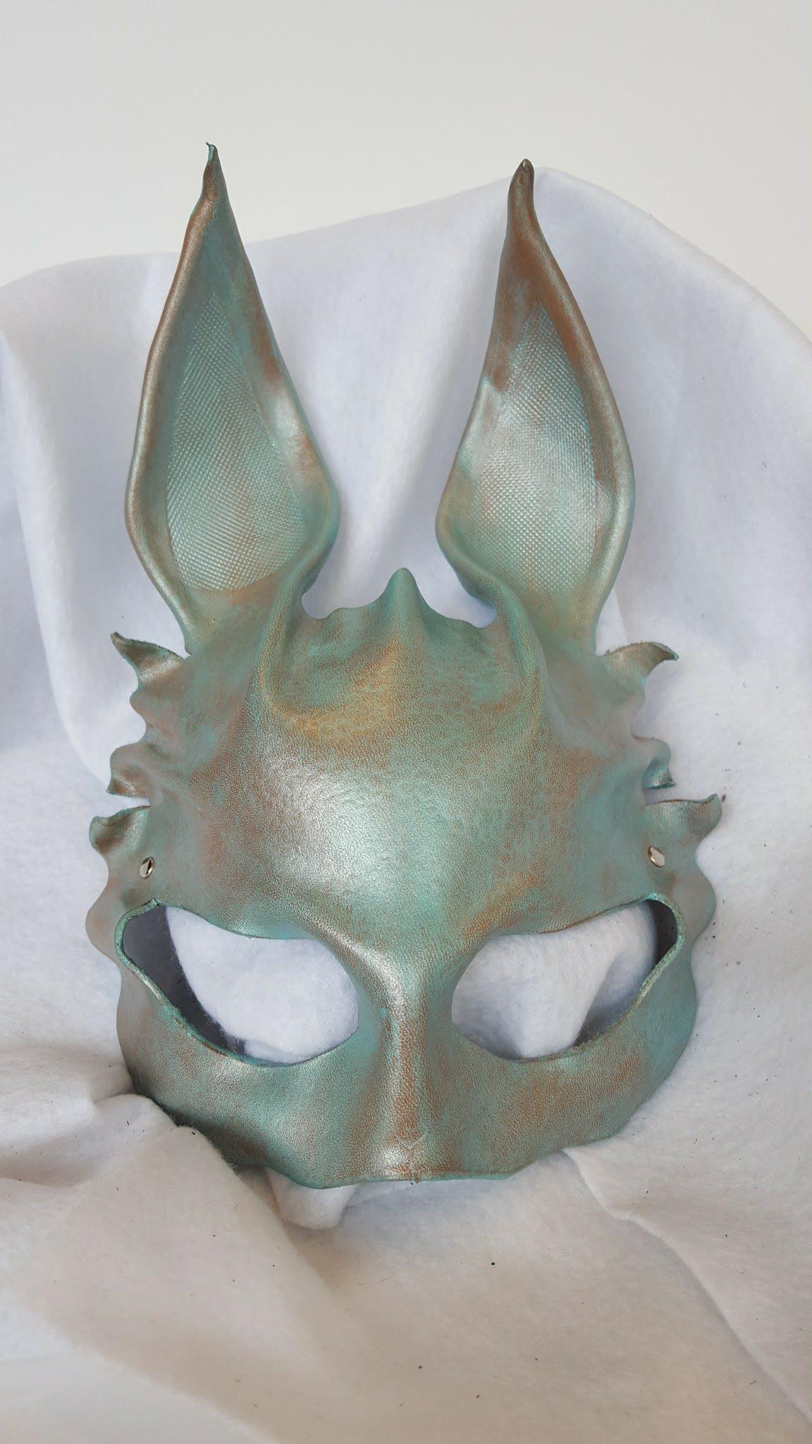 Bunny, George Tiffany Blue