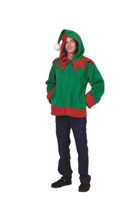 Hoodie, Santa Helper Small 32-34