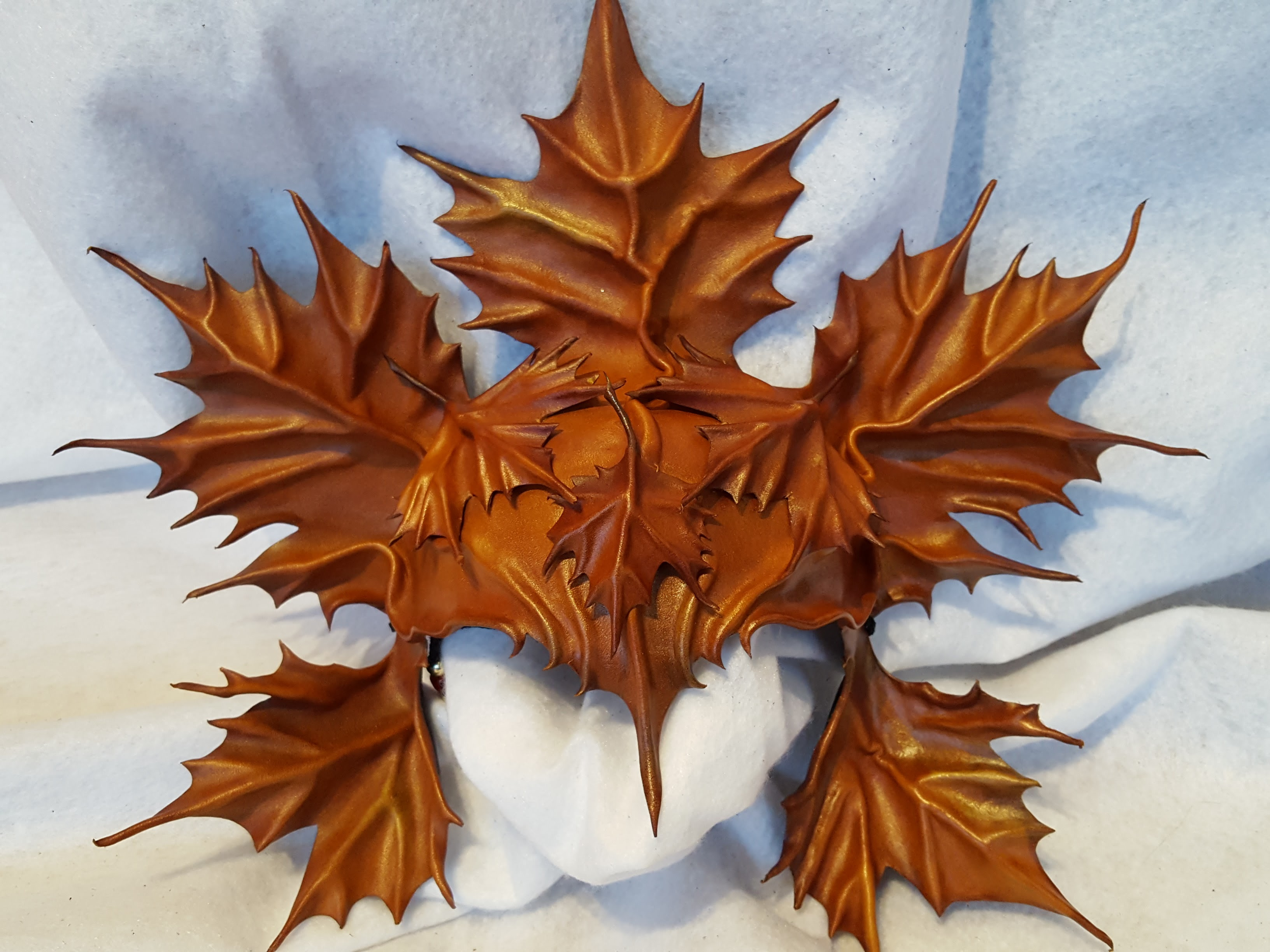 Autumn Spirit Headpiece