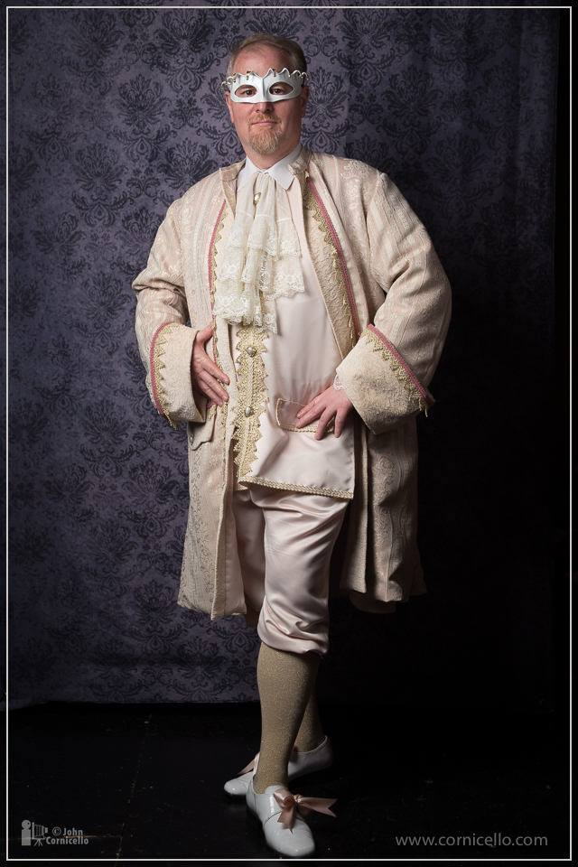 Frock Coat Jacket, Couture asst Pirate