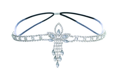 Headdress, Rhinestone Headband