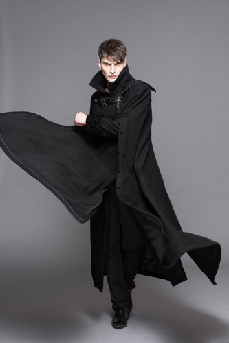 coat, Trench Coat with Side Cap XL